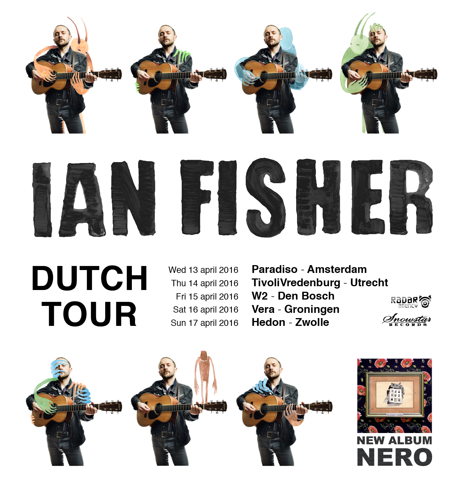 Ian Tour Poster_nl_tourposter