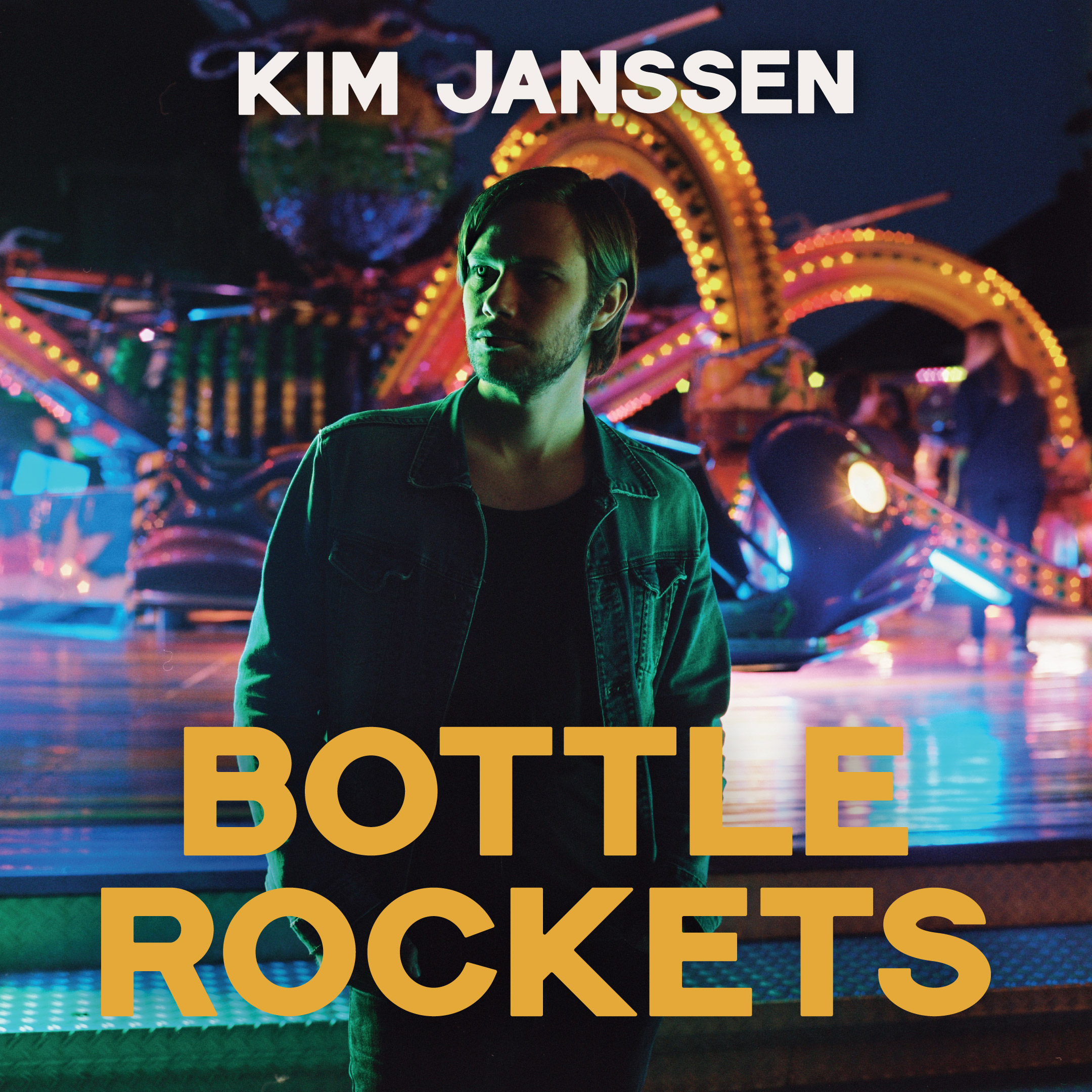 Kim Janssen - Bottle Rockets_cover